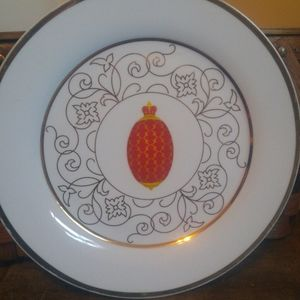 Formalities Easter china plate